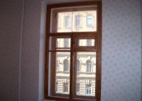 Окна и двери из массива сосны